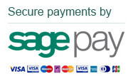 paypal payment methods: Visa, Mastercard, Amex, Switch, Solo